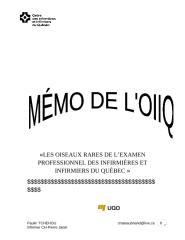 MÉMO OIIQ-RÉPONSES.doc