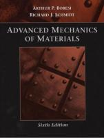 Advanced Mechanics of Materials - Arthur P. Boresi.pdf