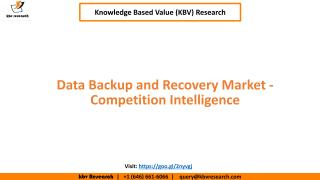 Data Backup and Recovery Market - Competition Intelligence.pdf