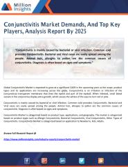 Conjunctivitis Market Demands, And Top Key Players, Analysis Report By 2025.pdf