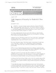 2001 Degrees of Security 080797 NY Times (report on EWS during filming).pdf