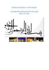 SKI VIII MTs BUKU SISWA 2013.docx