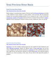 Semi Precious Stone Basin.docx
