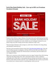 Early May Bank Holiday Sale - Save up to 80% on Premium Furniture Brands.pdf